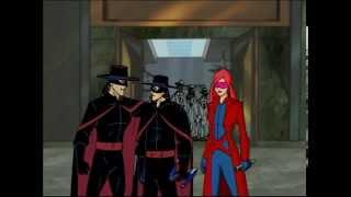 Zorro: Generación Z - Los cuatro temibles - Episode 3