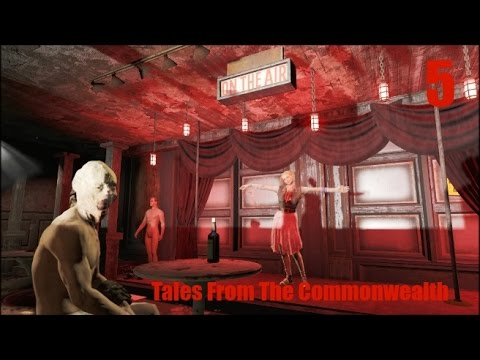 Fallout 4 Mods Tales From the Commonwealth Part 5 Indecent Exposure