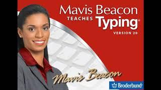 Easy Listening (Beta Mix) - Mavis Beacon Teaches Typing