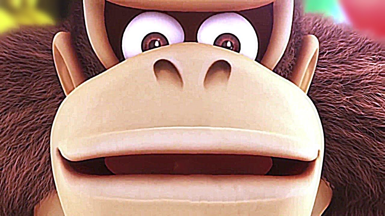Donkey Kong Country: Tropical Freeze All Bosses / Final Boss Fight + Funky Kong Quotes
