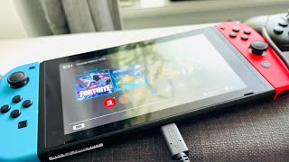 How to Charge Nintendo Switch