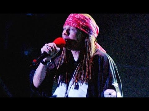 "Axl Rose – ""The Asshole Song"" [2002]"