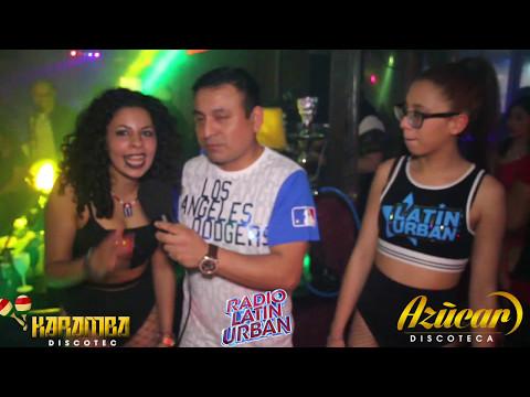 karamba Discotec Y azucar Discoteca serata Radio Latin Urban