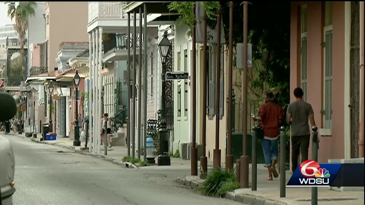 new orleans planning commission cnosiders removing short term rental