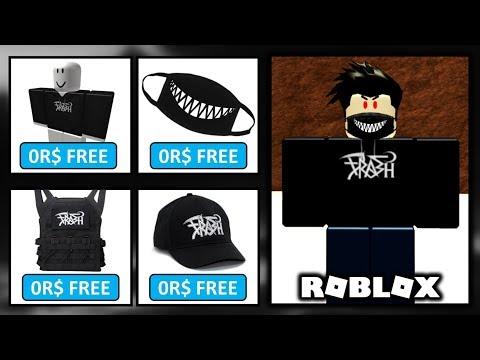 wear-trash-gang-merch-on-roblox-for-free!