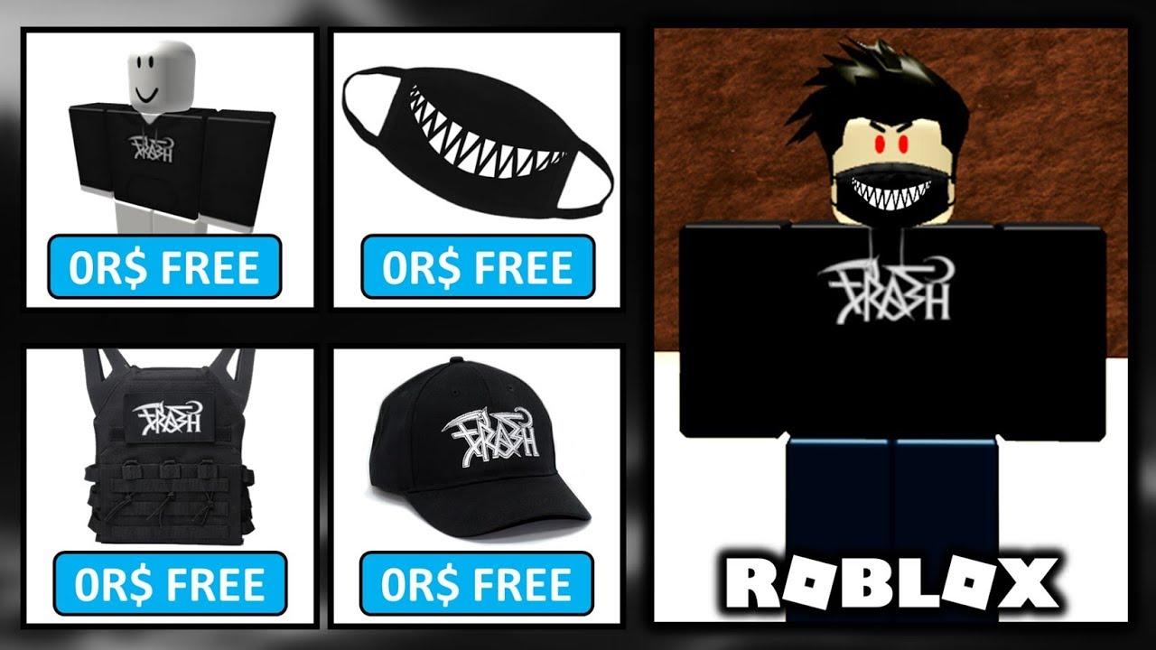 download lagu wear trash gang merch on roblox for free