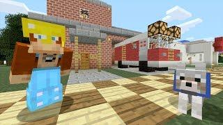 Minecraft Xbox - Fire Truck [213]