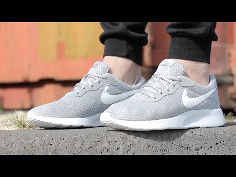Nike - TANJUN - GREY/WHITE