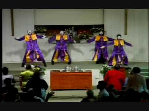 Messengers of Christ Mime Ministry-Order My Steps