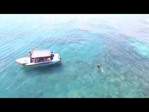 Pasikuda Beach Sri Lanka drone