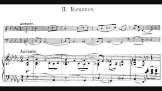 Anton Arensky - Piano Trio No. 2, Op. 73 in F minor