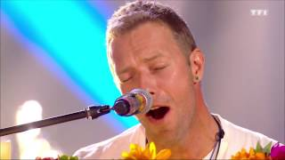 Coldplay - Everglow  Live at NRJ Music Awards 2016   HD
