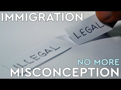 Legal Immigrant vs Illegal Immigrant | Undocumented Definition
