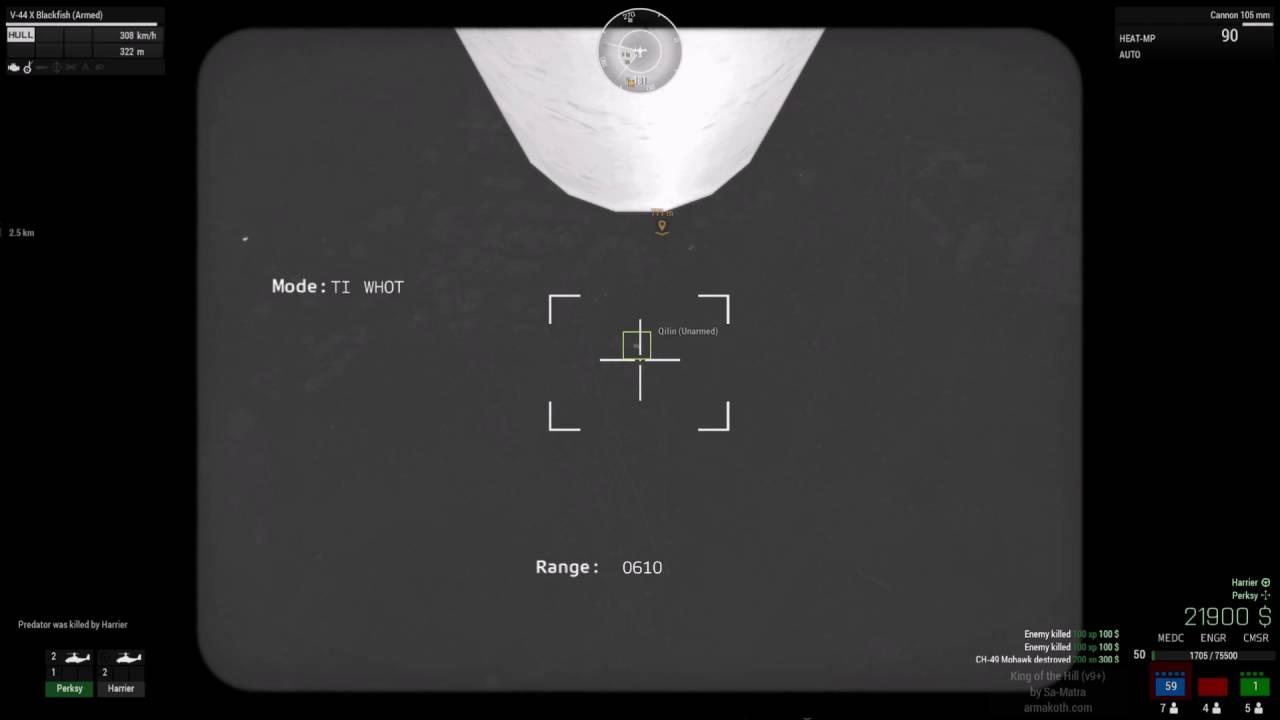 ArmA 3 V-44 X Blackfish Montage 2 [EUTW CTI] by GoodGuySteven