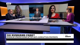 Do Russians care? Kremlin cracks down after anti-corruption protests (part 2)