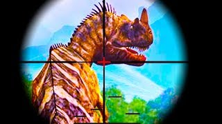Dinosaur Hunting 3D Free Sniper Safari Adventure (by Action Action Games) Android Gameplay Trailer
