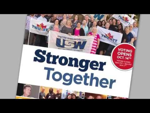 Stronger Together - English