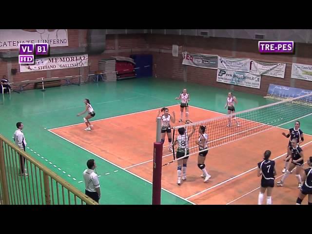 Trevi vs Pesaro - 1° Set