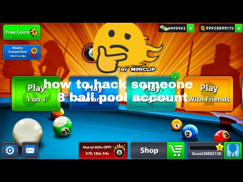 7c907f002df HOW TO HACK SOMEONE 8 BALL POOL ACCOUNT IN [HINDI] NO ROOT BEST ...