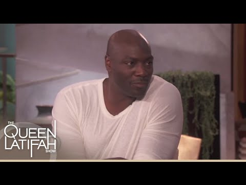 Adewale Akinnuoye-Agbaje Talks Dirty | The Queen Latifah Show