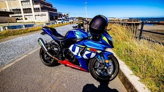 GSX-R1000 Arrow Exhaust