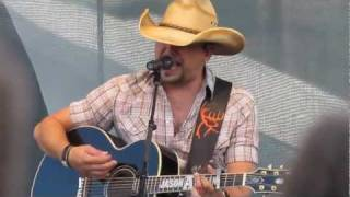 Jason Aldean - The Truth - Riverfront Station