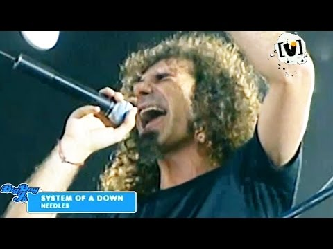 System Of A Down  Needles 【Big Day Out  60fpsᴴᴰ】