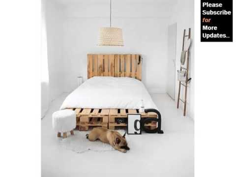 Diy Pics Of Pallet Furniture Collection | Pallets As Bed Platform