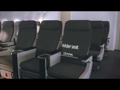 Iberia - Premium Economy Class (English)
