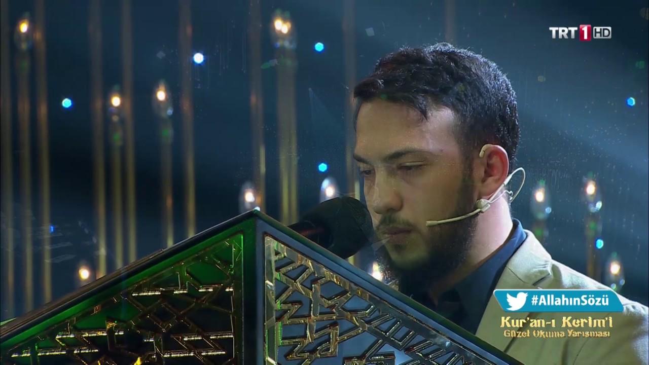 Abdullah Altun - Amenerrasulü - Kur'an-ı Kerim'i Güzel Okuma Yarışması