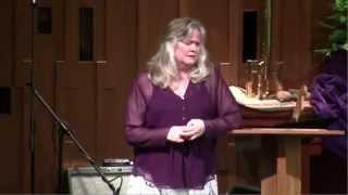 "Rev. Karen Lindvig Sermon ""Love Never Dies""—Seattle Unity Church—05-25-2014"