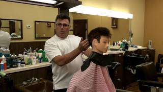 Chair Height For Healthy Hair Cutting