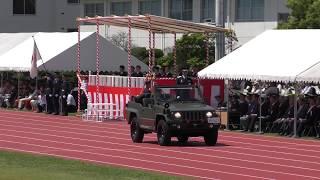 A180602A 航空自衛隊 奈良基地祭 観閲式訓練展示 前編