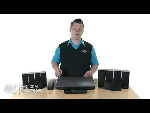 Bose Lifestyle SoundTouch Home Theater Systems LSST 535 And LSST 525 - General Overview