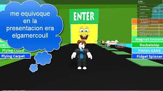 Roblox Escaping SpongeBob Partie 1 de 2 (premier gameplay commenté)