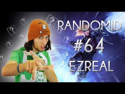 Randomid #64 - Ezreal AP, TONS OF DAMAGE