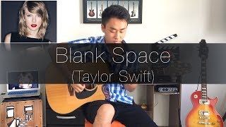 Baixar (Taylor Swift) Blank Space - Rodrigo Yukio (Fingerstyle Guitar Cover)(FREE TABS)