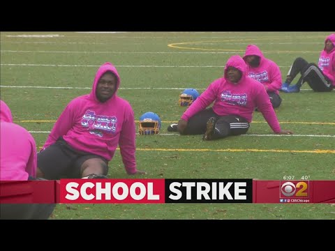Chris Michaels - Simeon Students Pleased To Return To Field