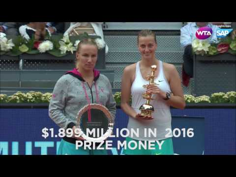 Svetlana Kuznetsova's 2016 Road to Singapore