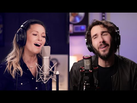 Смотреть клип Josh Groban With Helene Fischer - I'Ll Stand By You