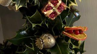 Cystadleuaeth Torch y Ffermwyr Ifanc | YFC Wreath Competition