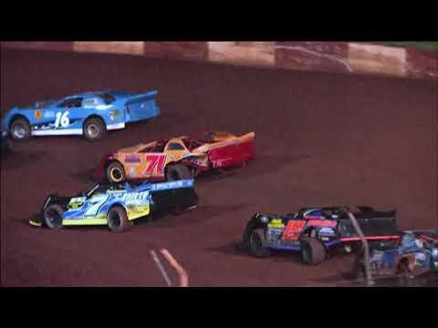 Dixie Speedway 8/29/15 Econo Bomber Feature!