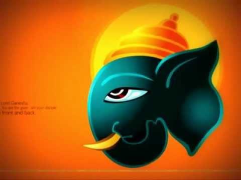 Gana Gana Ganapathi - Lord Ganesha Tamil Devotional Song By Vinoth Chandar