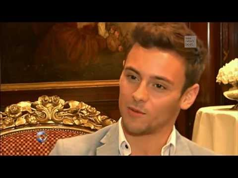 Tom Daley interview as broadcast 26th June 2015