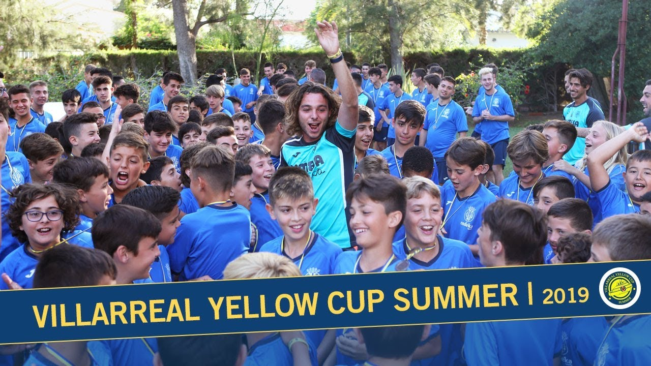 Entrenamientos Pre-Villarreal Yellow Cup Summer | 2019