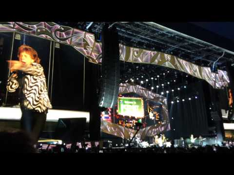 Rolling Stones - Jumpin' Jack Flash - Zip Code 2015 - Detroit