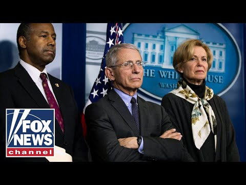Drs. Birx, Fauci take questions at White House coronavirus briefing