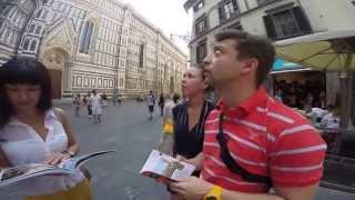 Италия, день 11-й: Флоренция(Апартаменты и флорентийские улочки. Две цены на один и тот же капучино. Достопримечательности: колокольня..., 2014-11-10T22:23:18.000Z)