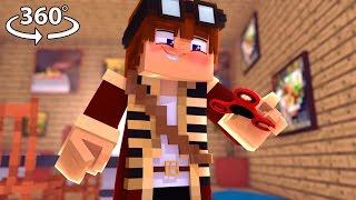 Fidget Spinner STOLEN! - Minecraft Dropper 360° Video