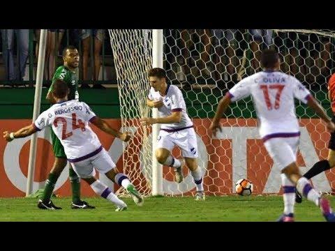 Chapecoense 0 vs Nacional 1 (Relato Emocionante) Radio Sport 890 Montevideo